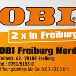 Kooperation zwischen OBI Freiburg und Konstanz für Auslieferungen und Transporte