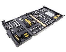 Option von Montage mit Werkzeug und Akkuschrauber